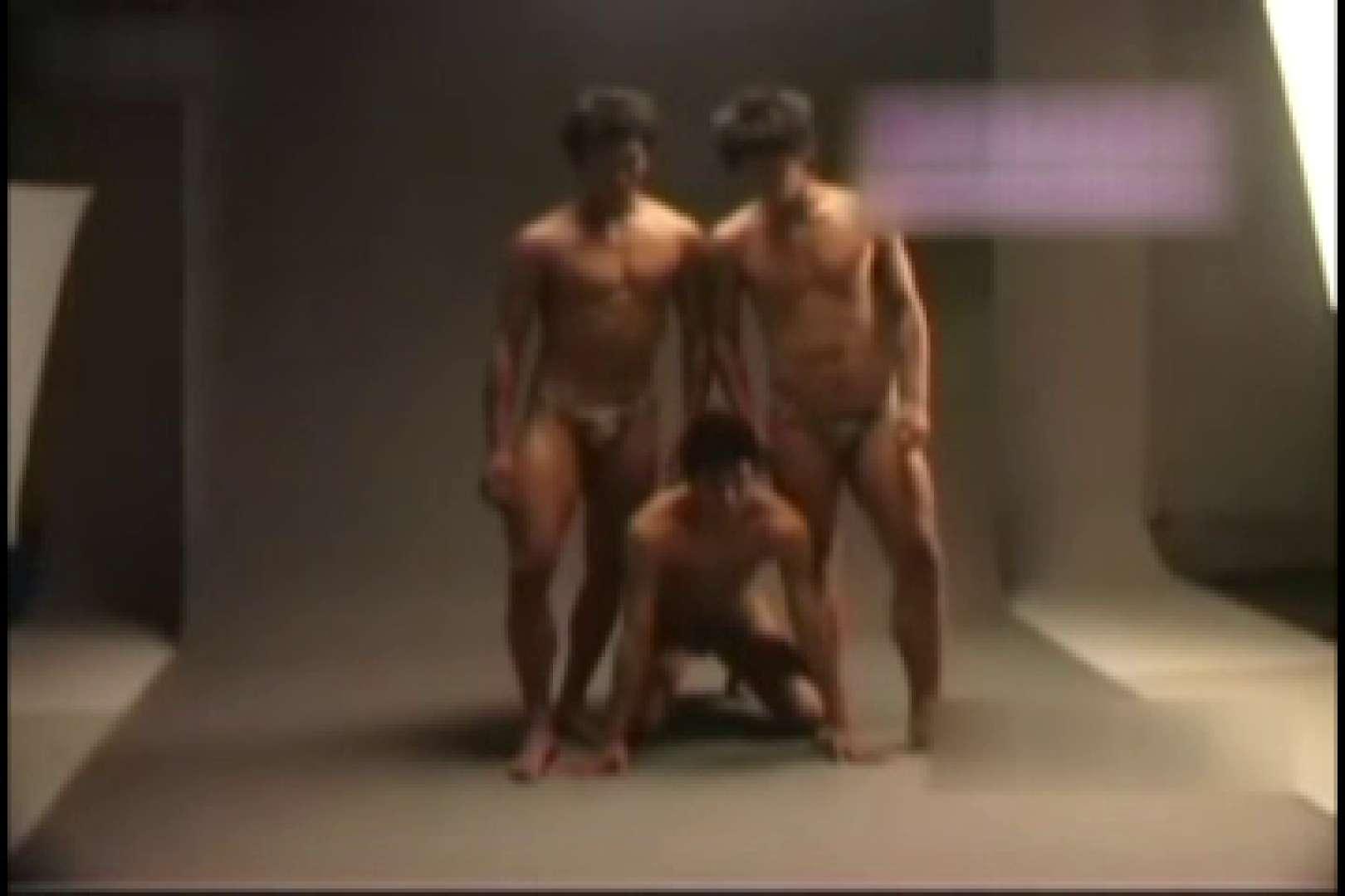中出有名ゲイ雑誌★魅力●生★付録DVD収録スーパーモデルヌードvol4 イメージ(av)   モデル ゲイエロ画像 90pic 1