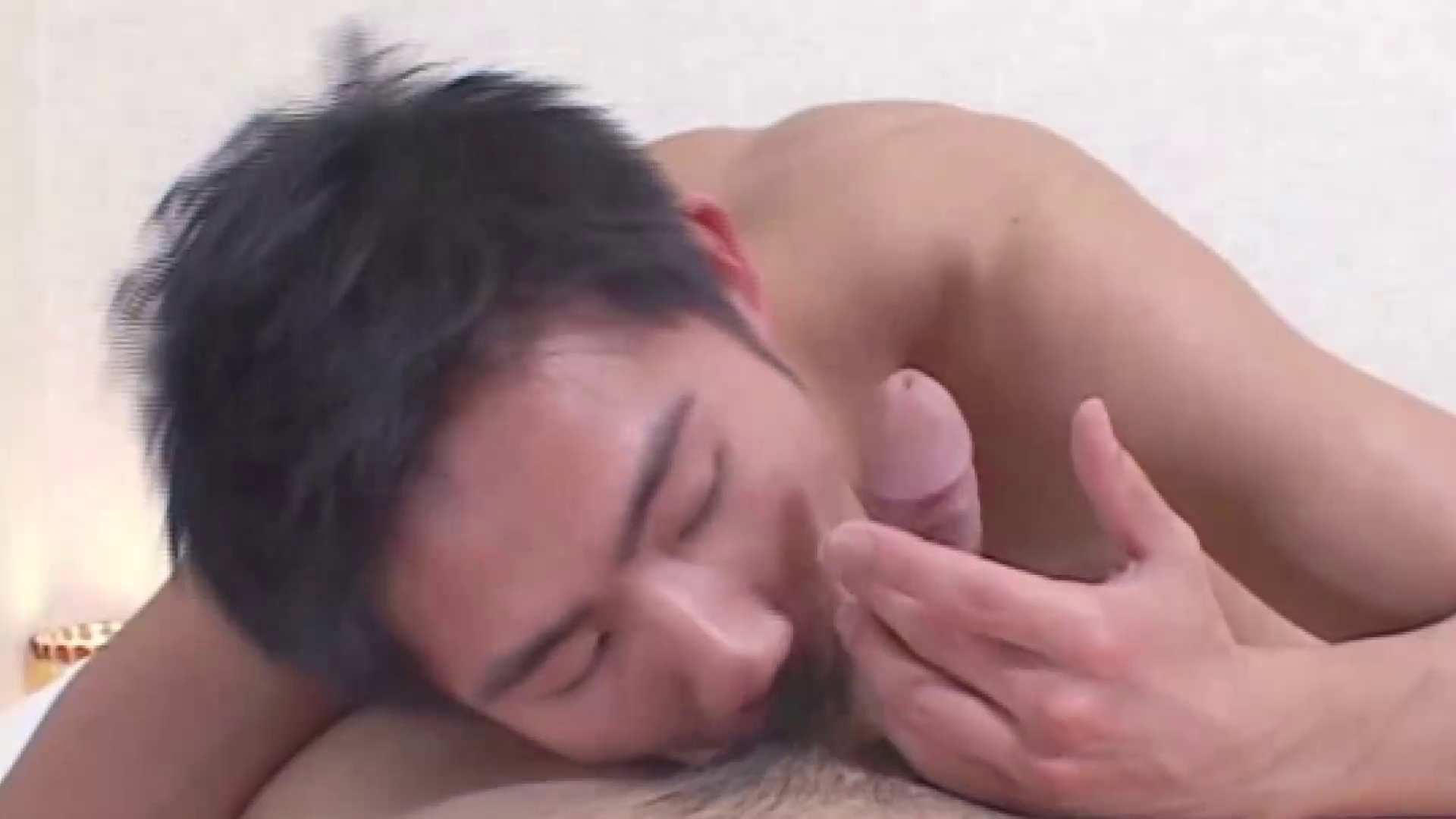 男がフェラされる 男・男 ゲイエロビデオ画像 94pic 52