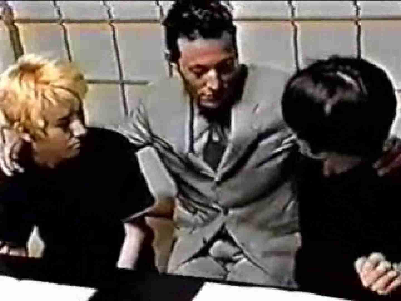 カッコイイ大人に憧れる青年 Wフェラ! ゲイヌード画像 95pic 10