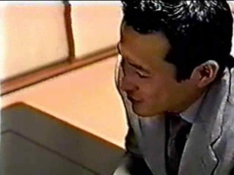カッコイイ大人に憧れる青年 Wフェラ! ゲイヌード画像 95pic 75