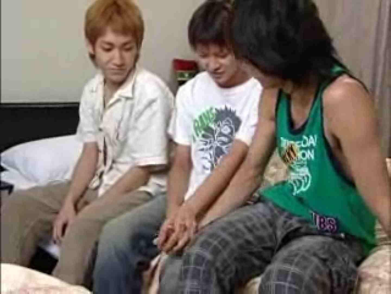 さわやかイケメンの海外バカンス Wフェラ! ゲイ無料無修正画像 88pic 40
