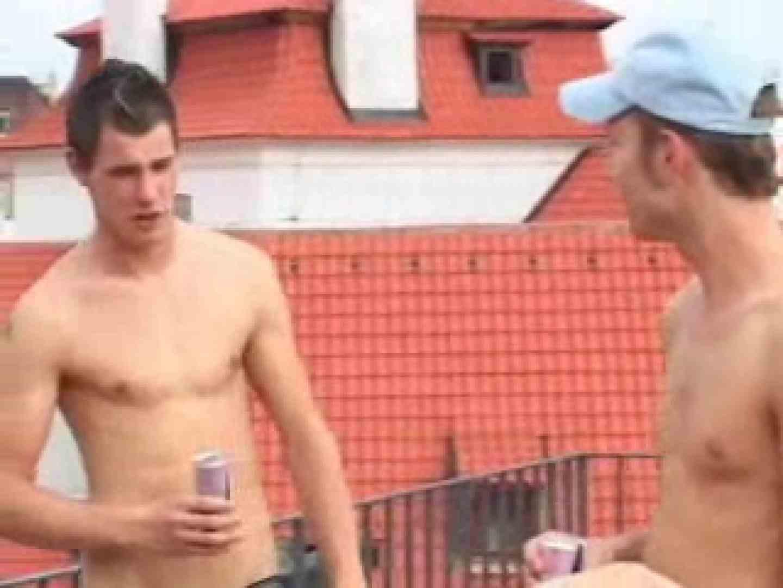 ヨーロピアンボーイズのセックスライフ♪ ゲイのシックスナイン ゲイAV画像 85pic 33