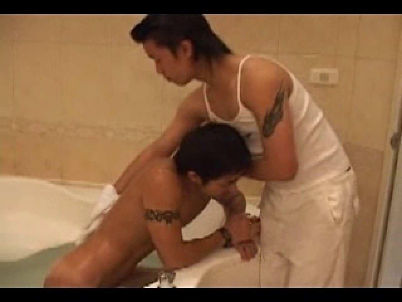 タイワン台湾旅行記 お風呂 ゲイエロ動画 105pic 8