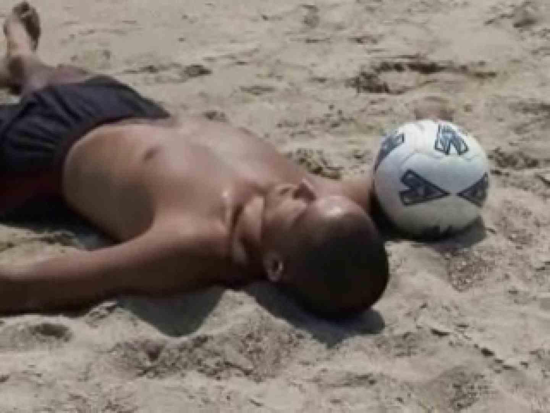 すっきり坊主のサッカー青年のイメージ撮影 ノンケ天国 男同士画像 102pic 32