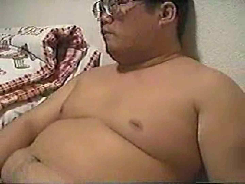 デブのマッタリオナニー VOL.2 射精シーン GAY無修正エロ動画 84pic 70