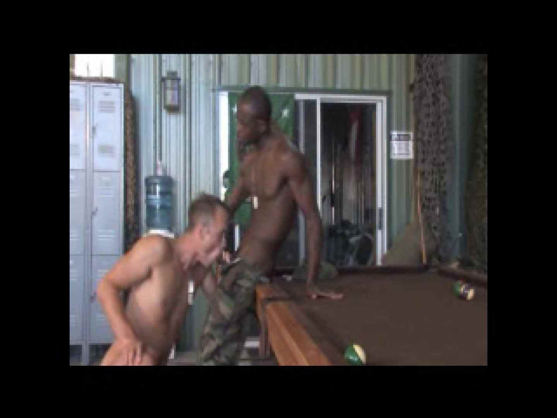 ハプニング訓練中のGI VOL.2 アナル舐め舐め ゲイ無修正ビデオ画像 88pic 63