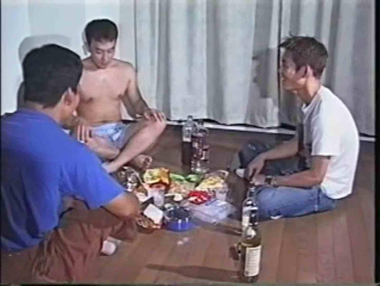 俺たち全裸で宅飲み! !何やってんネン お手で!   オナニー AV動画 96pic 26