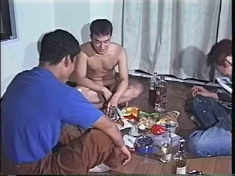 俺たち全裸で宅飲み! !何やってんネン お手で! AV動画 96pic 30