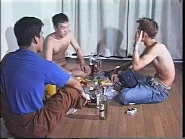 俺たち全裸で宅飲み! !何やってんネン 男の裸 ゲイ無料エロ画像 96pic 44