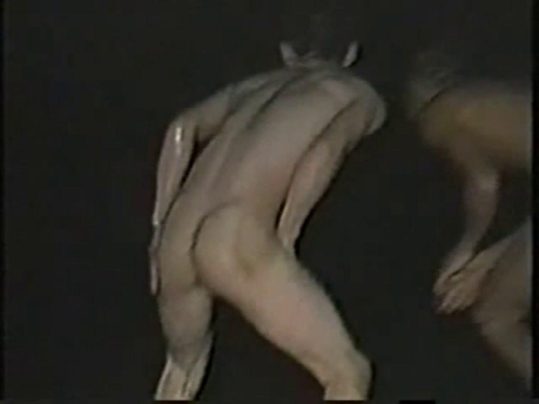 ふんどし姿の男らしい裸体! ! 野外で露出 ゲイエロビデオ画像 95pic 7