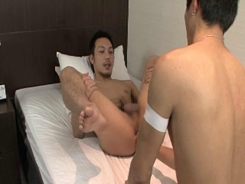 ジャパニーズメンの日常 VOL.2 アナル舐め舐め ゲイ無修正ビデオ画像 106pic 62