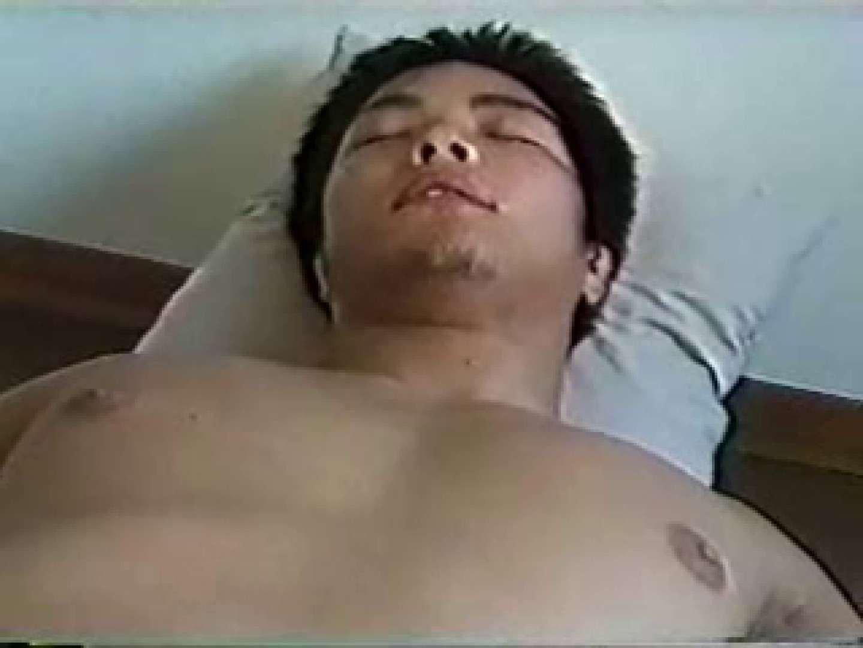 パワフルガイ伝説!肉体派な男達VOL.4(オナニー編) ハミ肉   お手で! ゲイ無修正画像 79pic 8