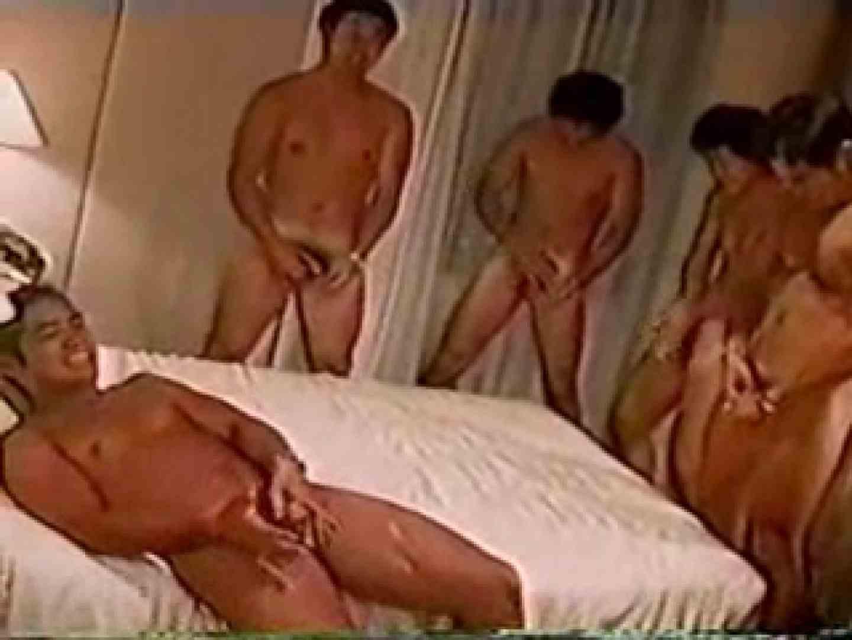 パワフルガイ伝説!肉体派な男達VOL.6(集団オナニー編) 体育会系 ゲイヌード画像 77pic 27