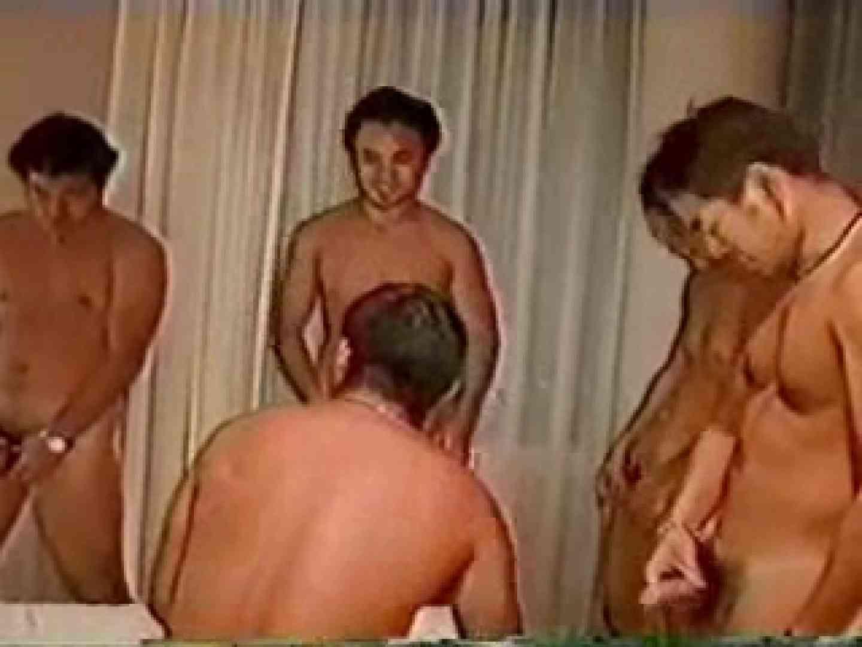 パワフルガイ伝説!肉体派な男達VOL.6(集団オナニー編) 体育会系 ゲイヌード画像 77pic 34