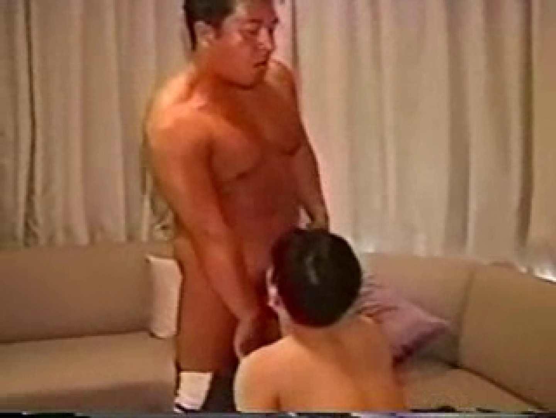 パワフルガイ伝説!肉体派な男達VOL.7(カップルSEX編) バック攻め   お口で! ゲイ丸見え画像 88pic 34