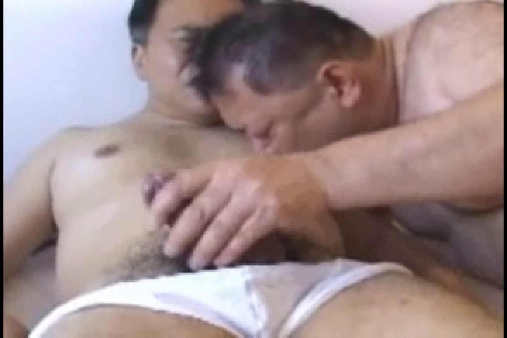 中年旦那の発情記 頑張る中年 男同士動画 72pic 48