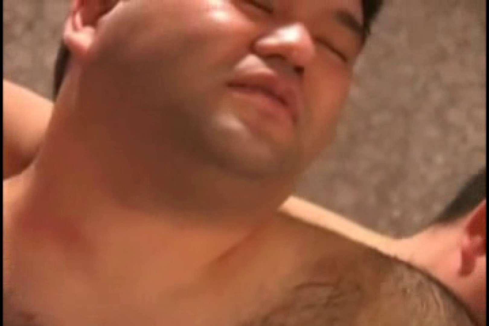剛毛猛!!ジャイアンのアナルFight vol.01 アナル舐め舐め ゲイ無修正ビデオ画像 66pic 55