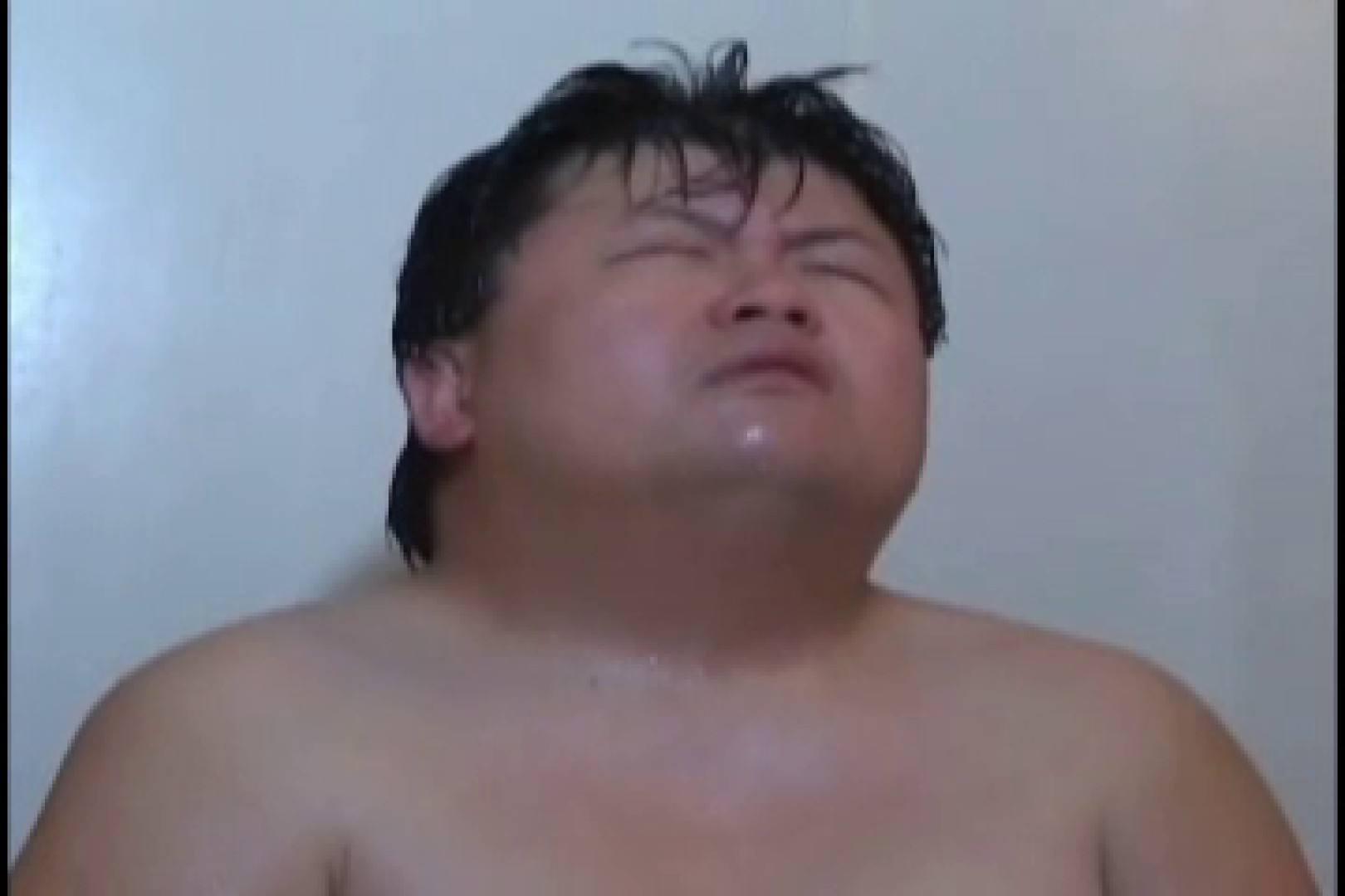 オデブなメガネ君のオナ&アナル攻め! お風呂   アナル攻撃 ゲイAV画像 94pic 73