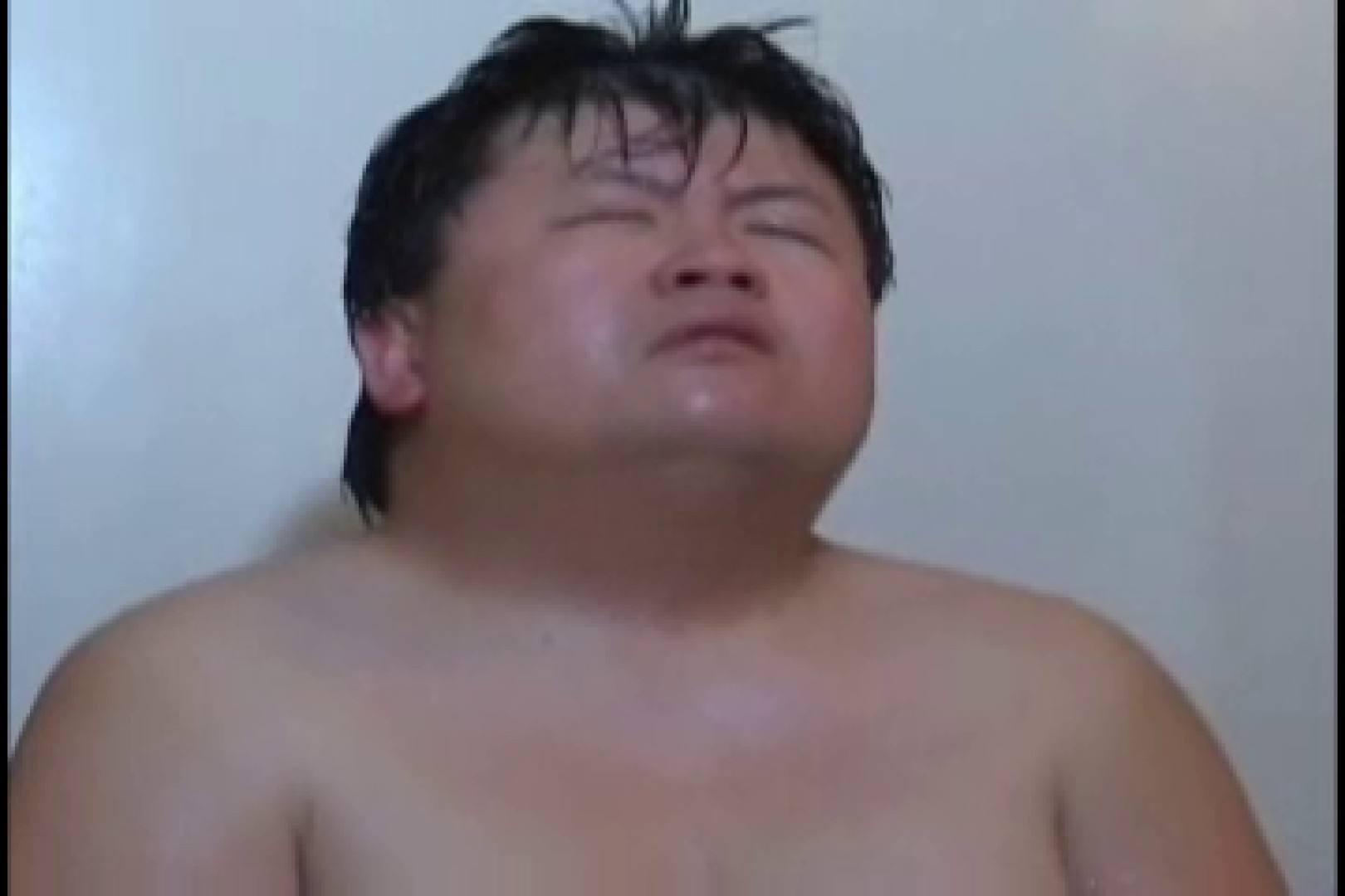 オデブなメガネ君のオナ&アナル攻め! お手で! 男同士動画 94pic 74