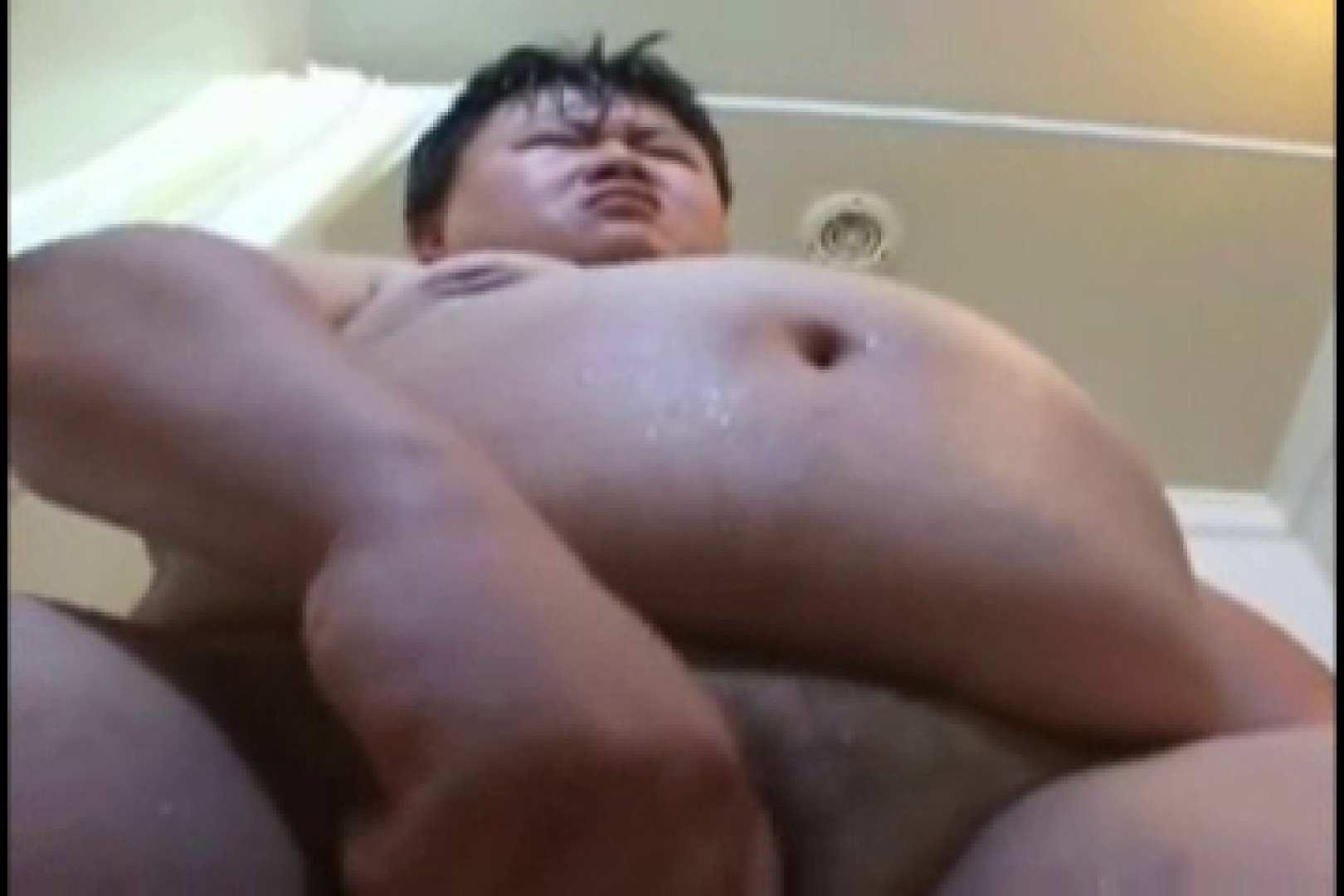 オデブなメガネ君のオナ&アナル攻め! お風呂   アナル攻撃 ゲイAV画像 94pic 81