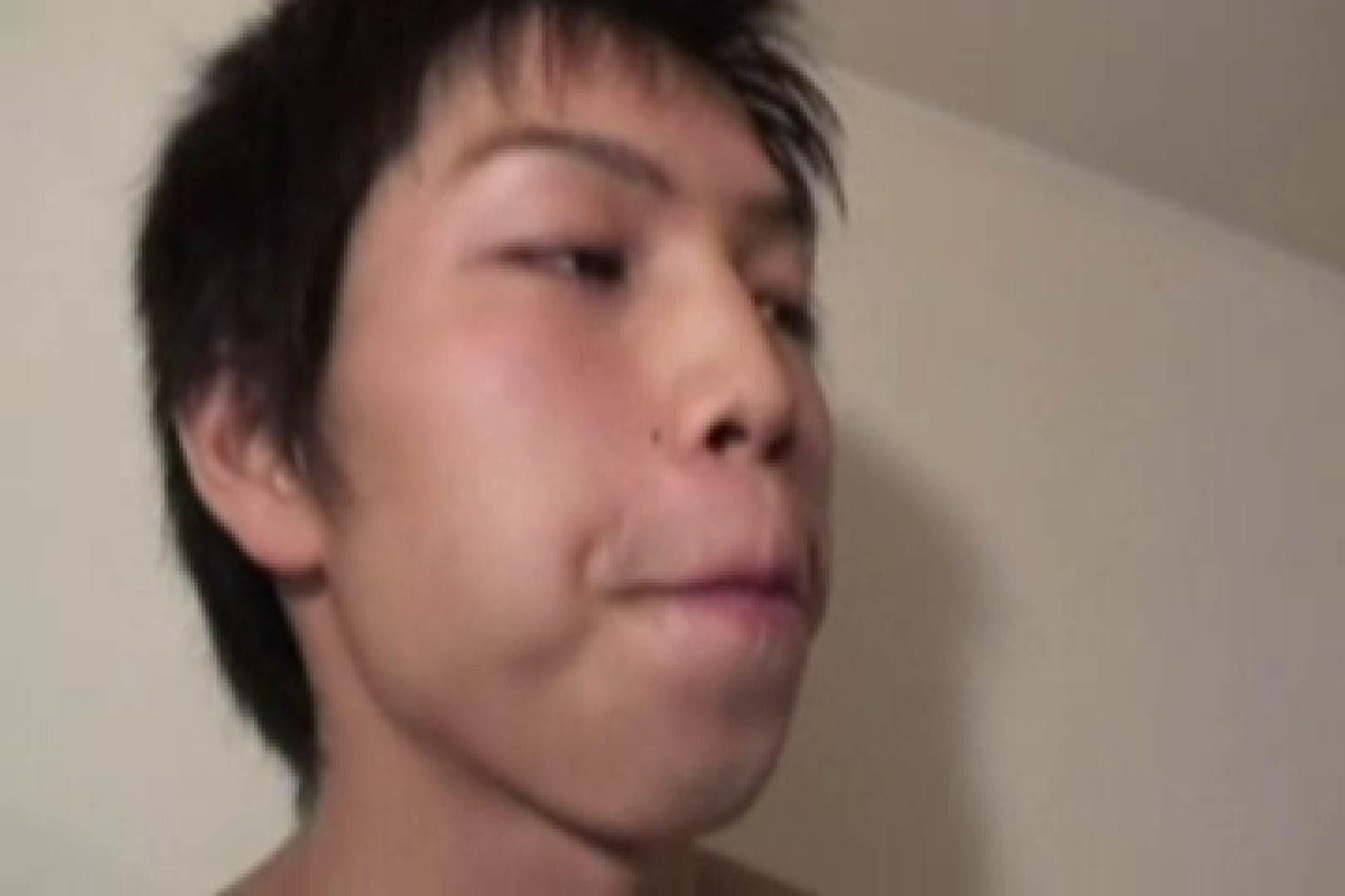 爽やかイケメン筋トレ&オナニー!!マッスルボディとロングチンコ モザイク無し 男同士動画 69pic 46