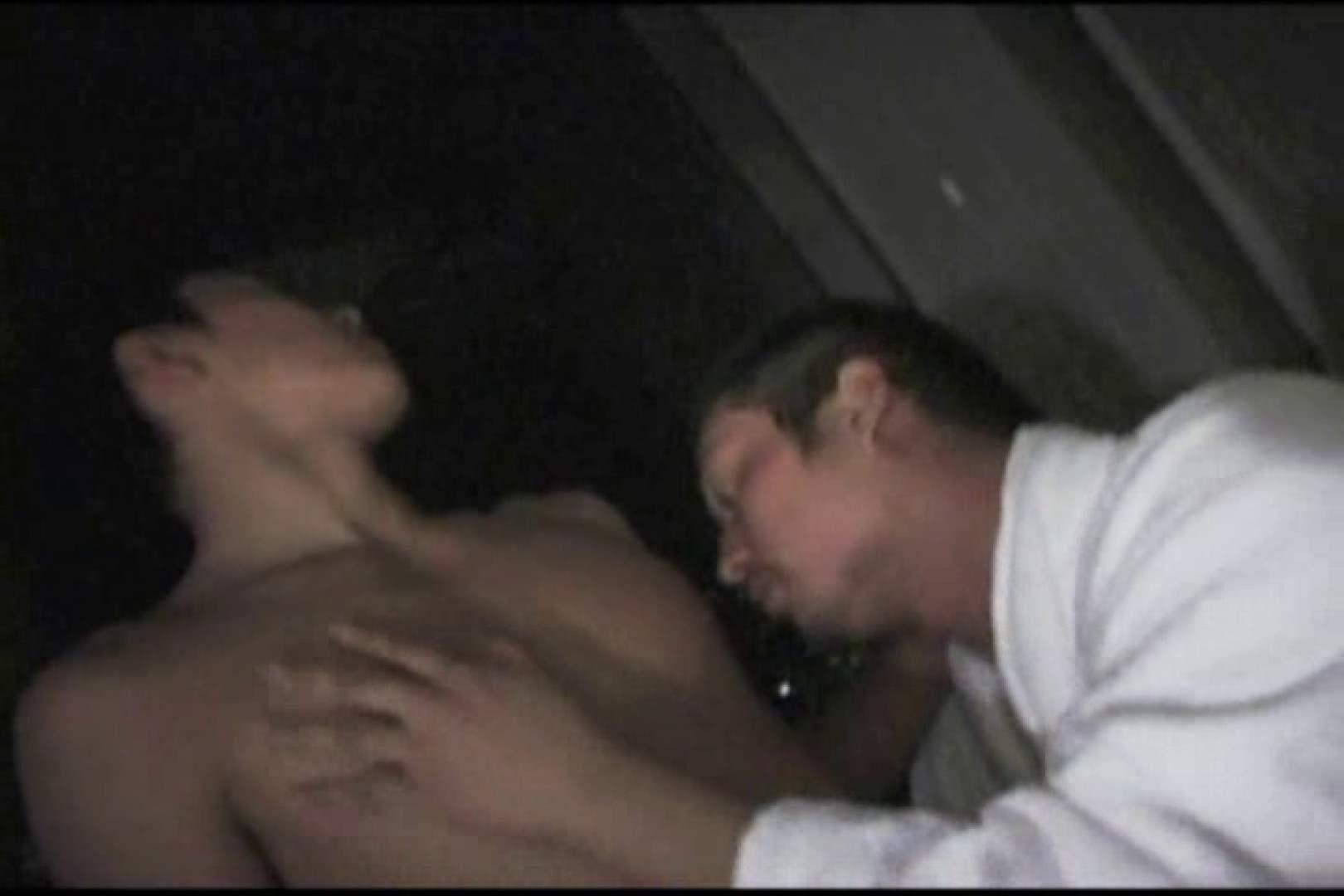 ホテルで密会!!夜景をバックに濃密ファック!! モザイク無し ゲイアダルト画像 78pic 21