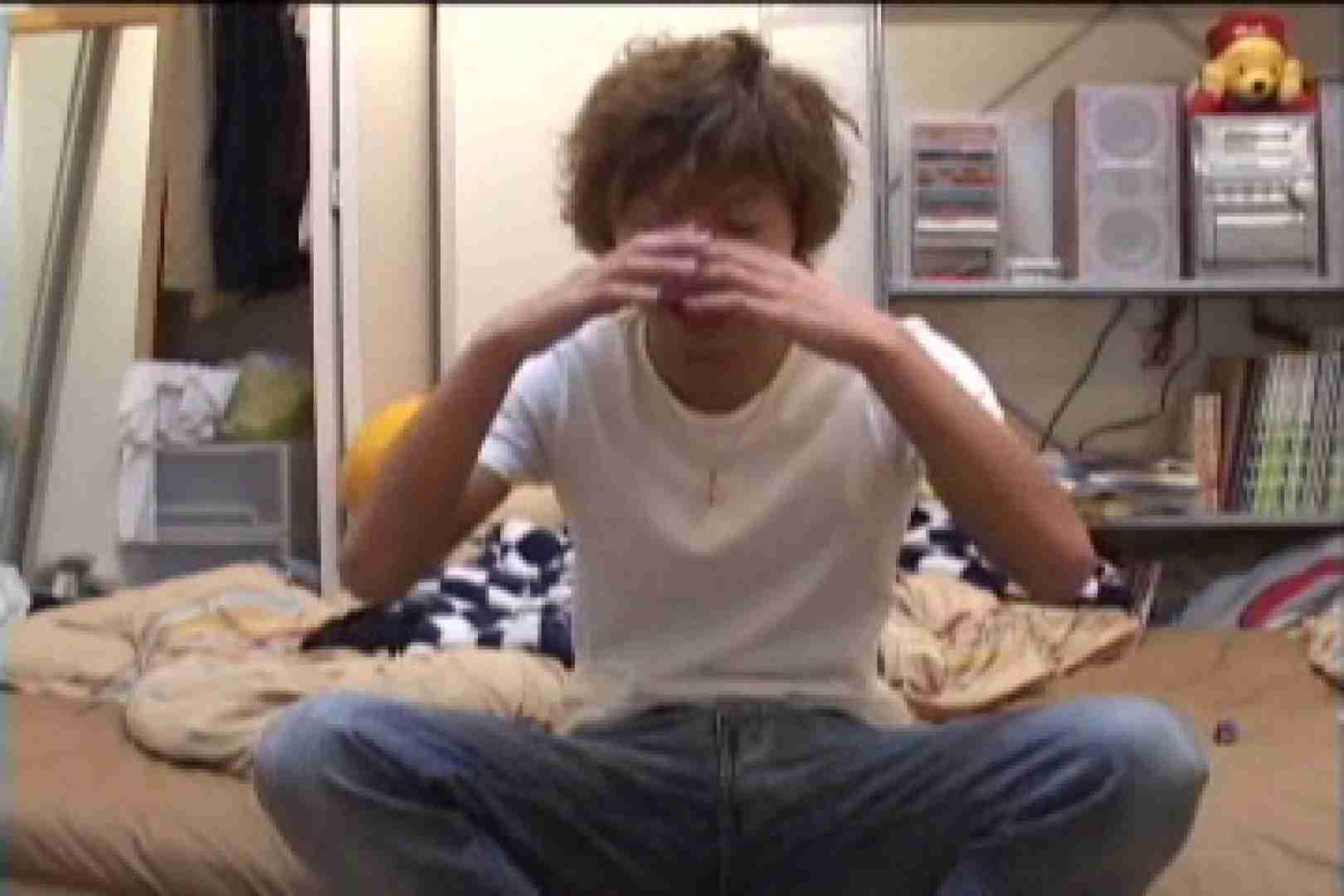 ノンケ君?まさかの初体験!!浪人生のPV file.First day 男の裸 ゲイ無料エロ画像 67pic 19