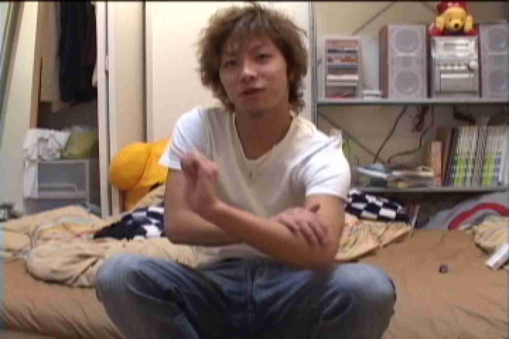 ノンケ君?まさかの初体験!!浪人生のPV file.First day 男・男 ゲイ無修正動画画像 67pic 25