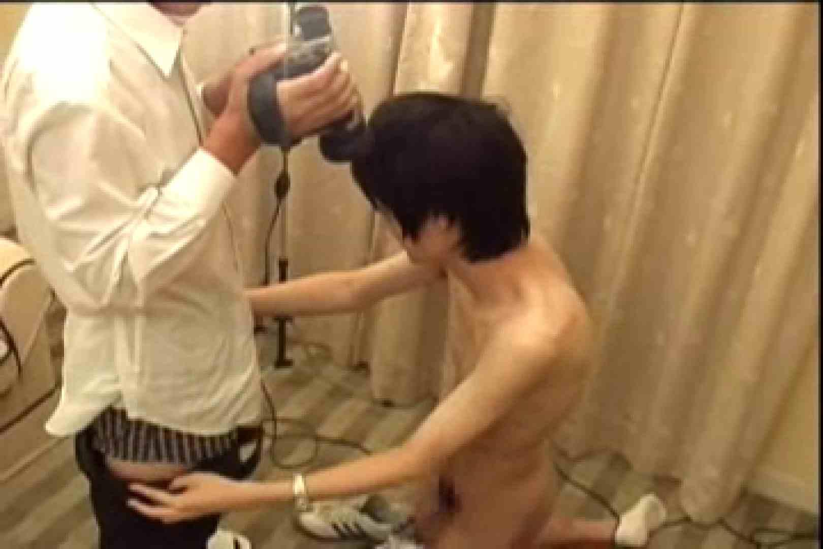 ハメ撮り!!面接FUCK!!Part.05 アナル舐め舐め ゲイ無料エロ画像 68pic 7