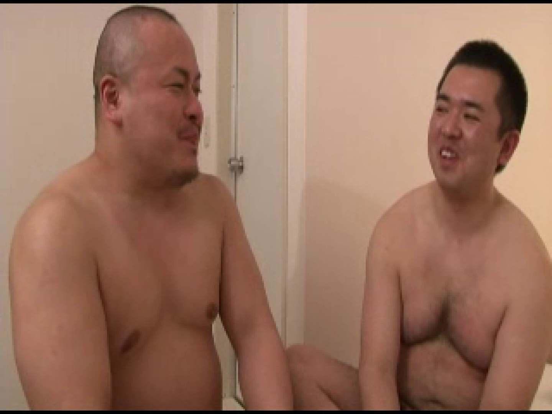 肉男戦!!vol.03 タチ | アナル攻撃 射精無修正動画 96pic 1