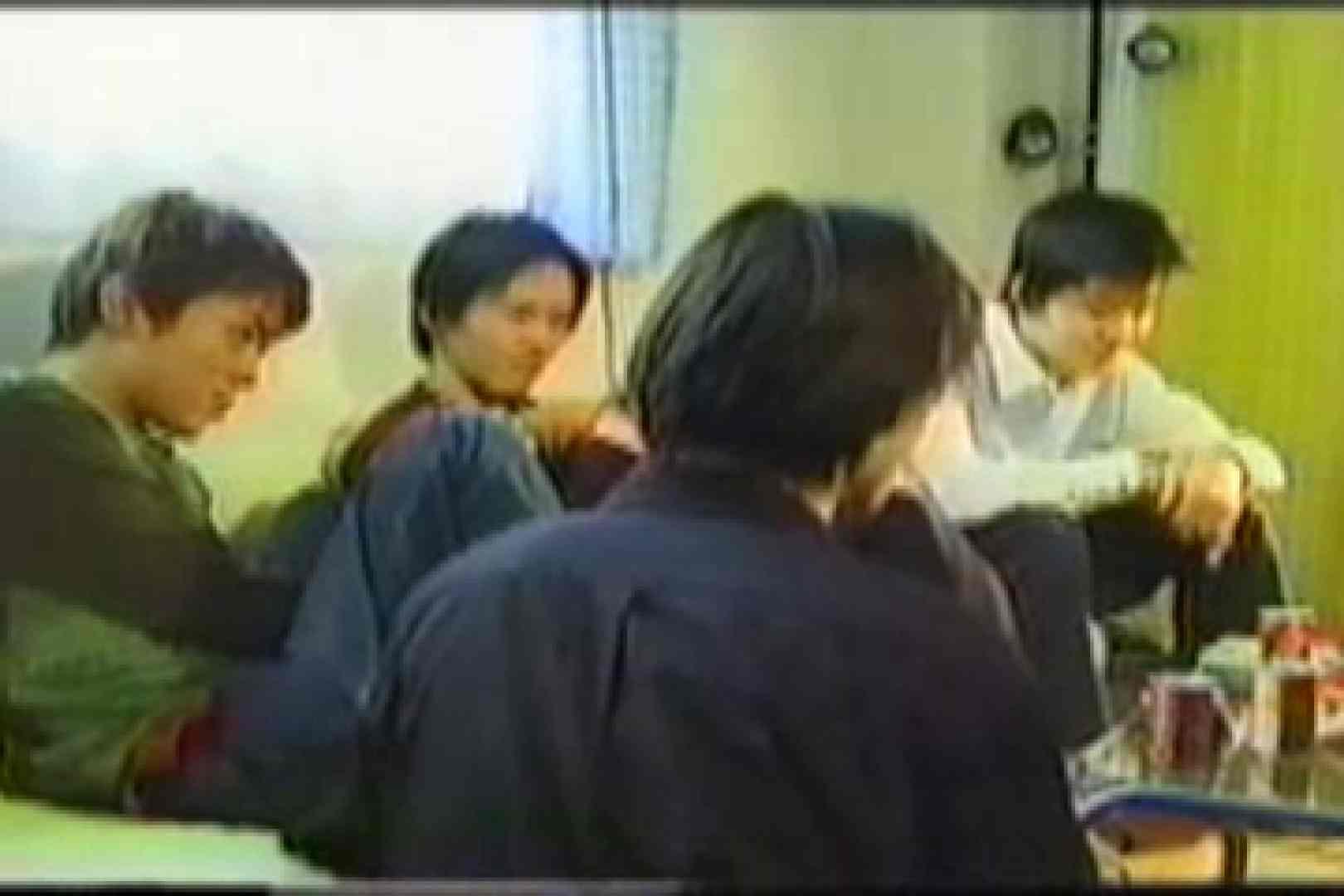 【流出】若者たちの集い アナル攻撃 男同士動画 77pic 38