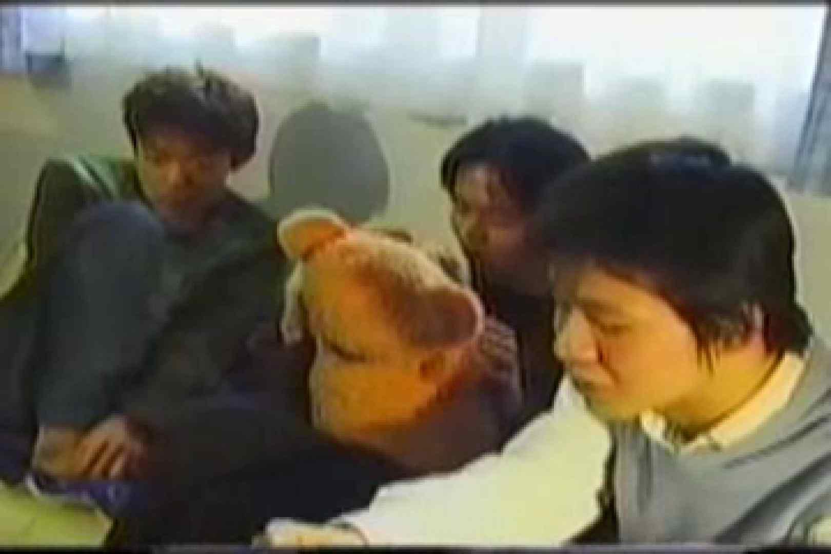 【流出】若者たちの集い ディープキス ゲイ無修正ビデオ画像 77pic 55