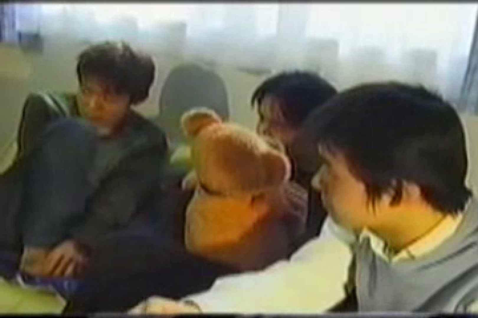 【流出】若者たちの集い アナル舐め舐め ゲイ無料エロ画像 77pic 56