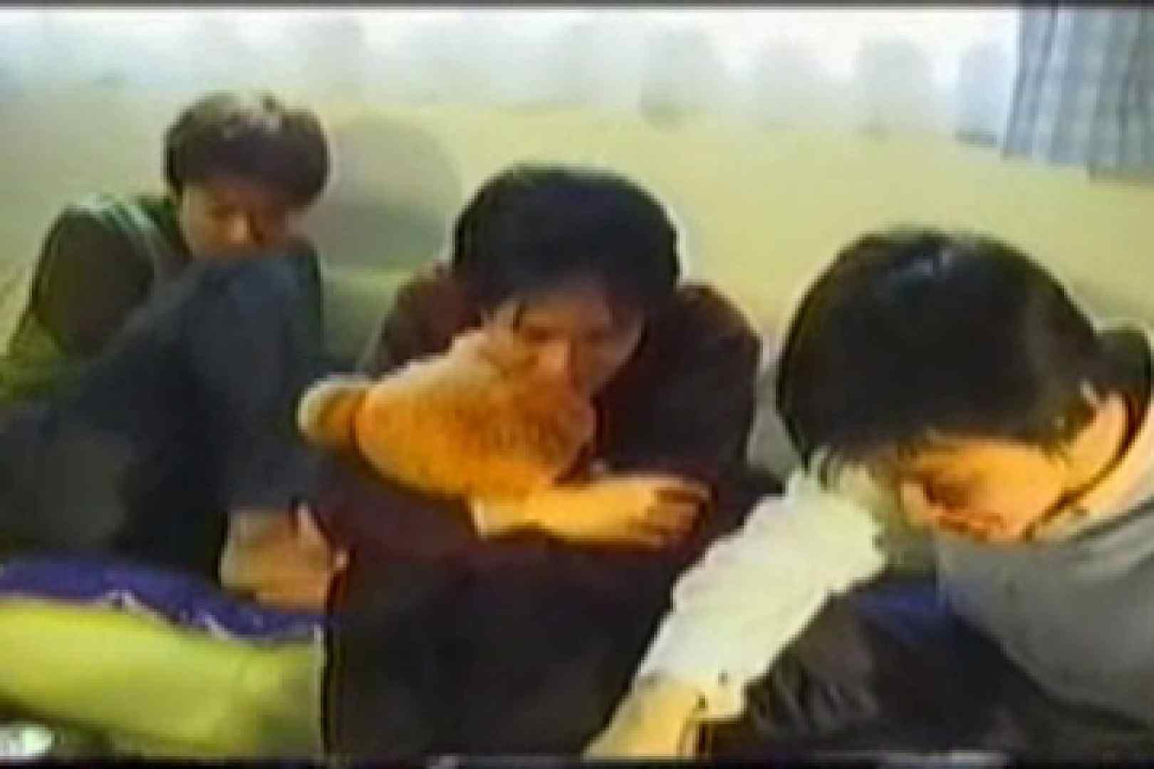 【流出】若者たちの集い ディープキス ゲイ無修正ビデオ画像 77pic 71