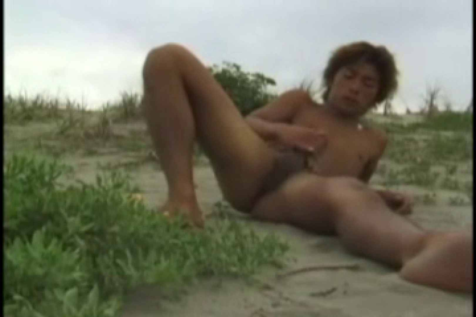 ノンケ!!イケメンサーファーのお試し初体験 アナル舐め舐め ゲイ無修正画像 61pic 8