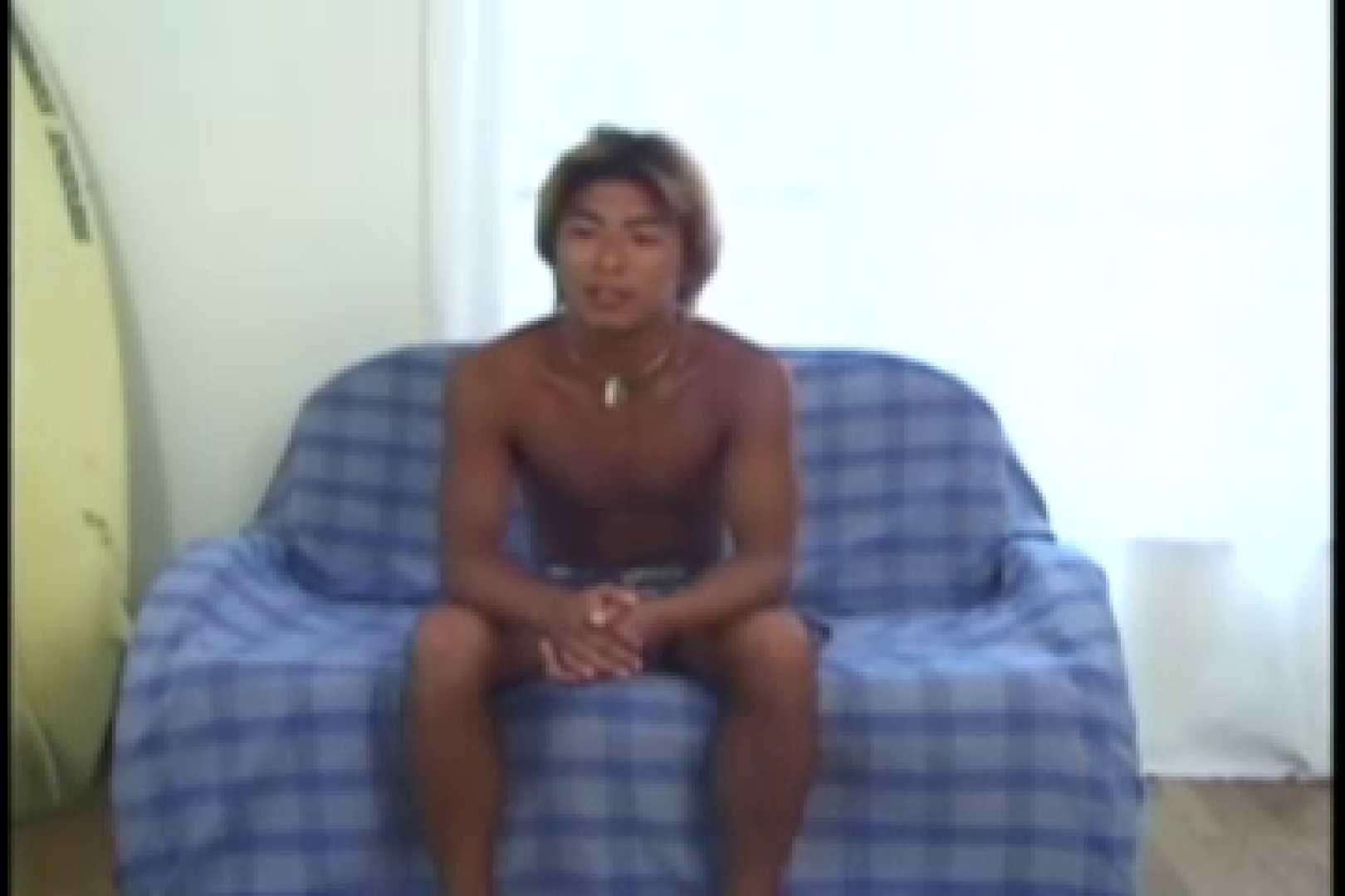 ノンケ!!イケメンサーファーのお試し初体験 アナル舐め舐め ゲイ無修正画像 61pic 20
